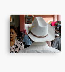 hat! Canvas Print