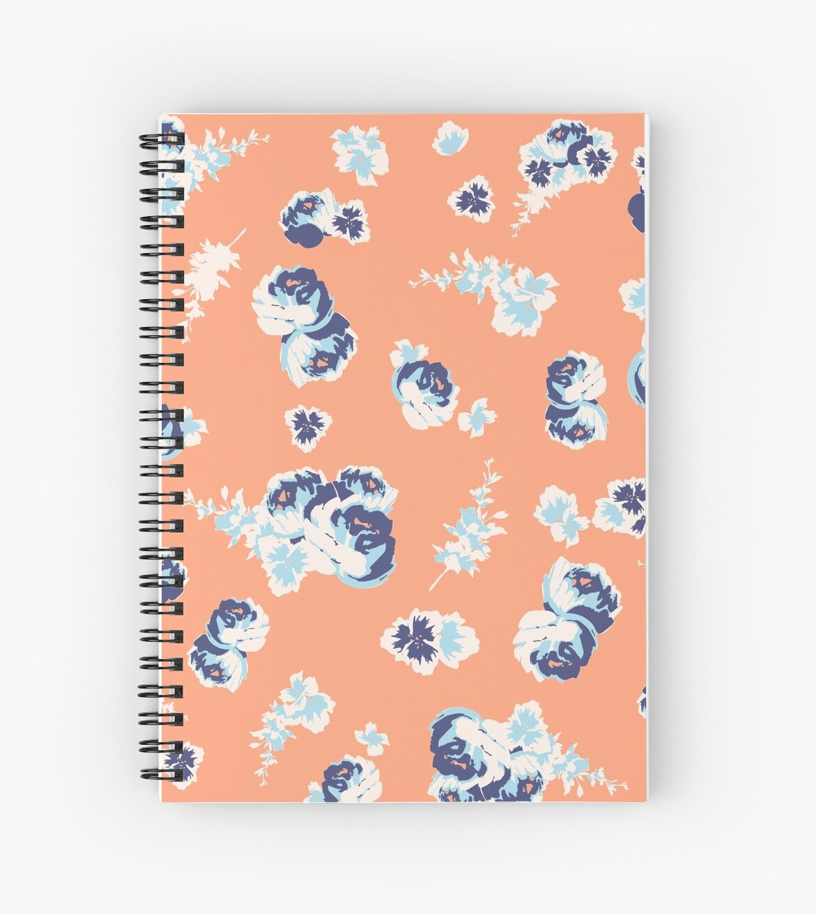 Floral Pattern by nocturnepress