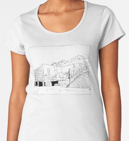 2019 01 25 building Women's Premium T-Shirt