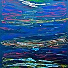 788 views.La mer..... La mer Qu'on voit danser le long des golfes clairs A des reflets d'argent La mer Des reflets changeants. by © Andrzej Goszcz,M.D. Ph.D