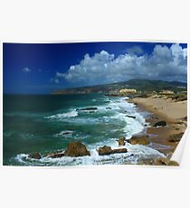 Guincho beach Poster