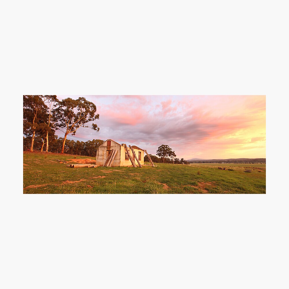 Of Days Past, Castlemaine, Australia Photographic Print