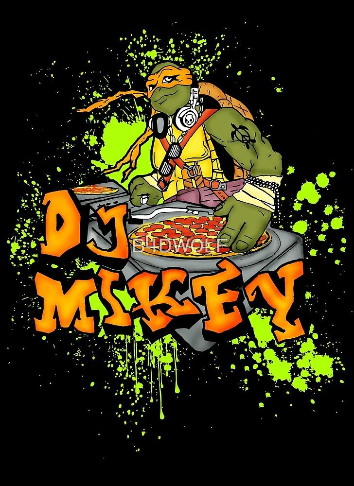 DJ Mikey by B4DW0LF