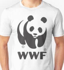 1e439652f2e9a1 WWF Logo Unisex T-Shirt