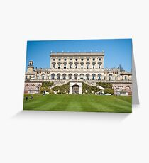 Cliveden House Detail Close-Up Greeting Card