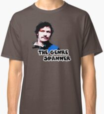 Howard Moon The Genre Spanner - Mighty Boosh Classic T-Shirt