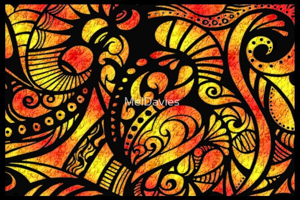 Flame Dancer by MelDavies