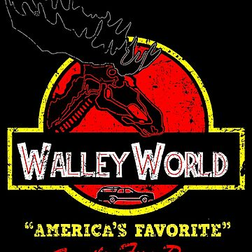 Walley World by B4DW0LF