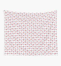 Twin Flames Universe Pattern Wall Tapestry