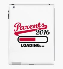 Parents 2016 iPad Case/Skin