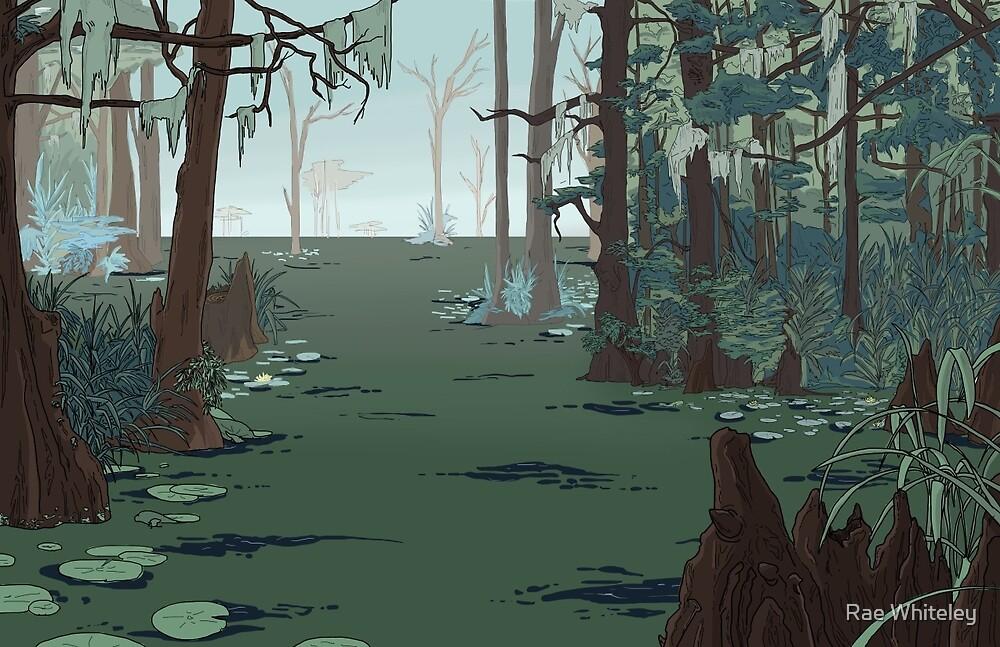 Marshland Magic by Rae Whiteley
