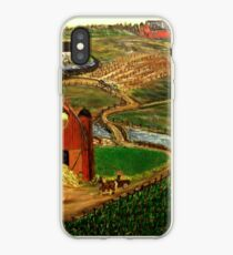 Old Mill Farm iPhone Case