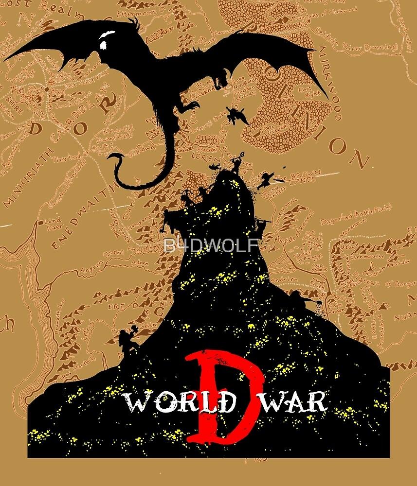 WORLD WAR D by B4DW0LF