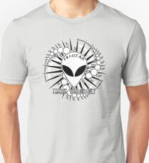 UFO Alien Roswell New Mexico Design 1 Unisex T-Shirt