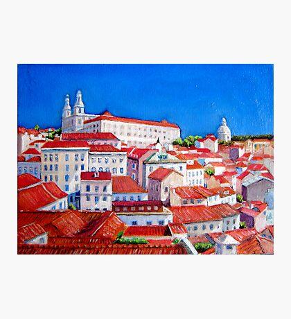 Lisbon 2010 Photographic Print