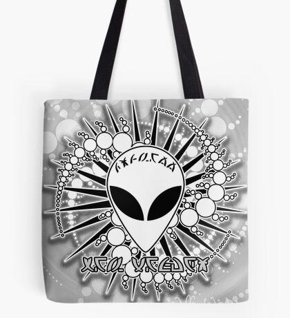 UFO Alien Roswell New Mexico Design 1V Tote Bag