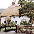 Cottage in Bosham by AnnDixon
