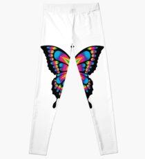 Rainbow Butterfly Leggings