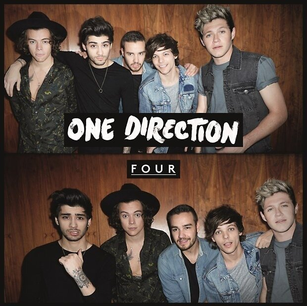 One Direction- Four by Directioner21