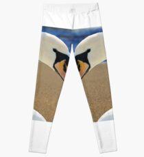 Swan Love Leggings