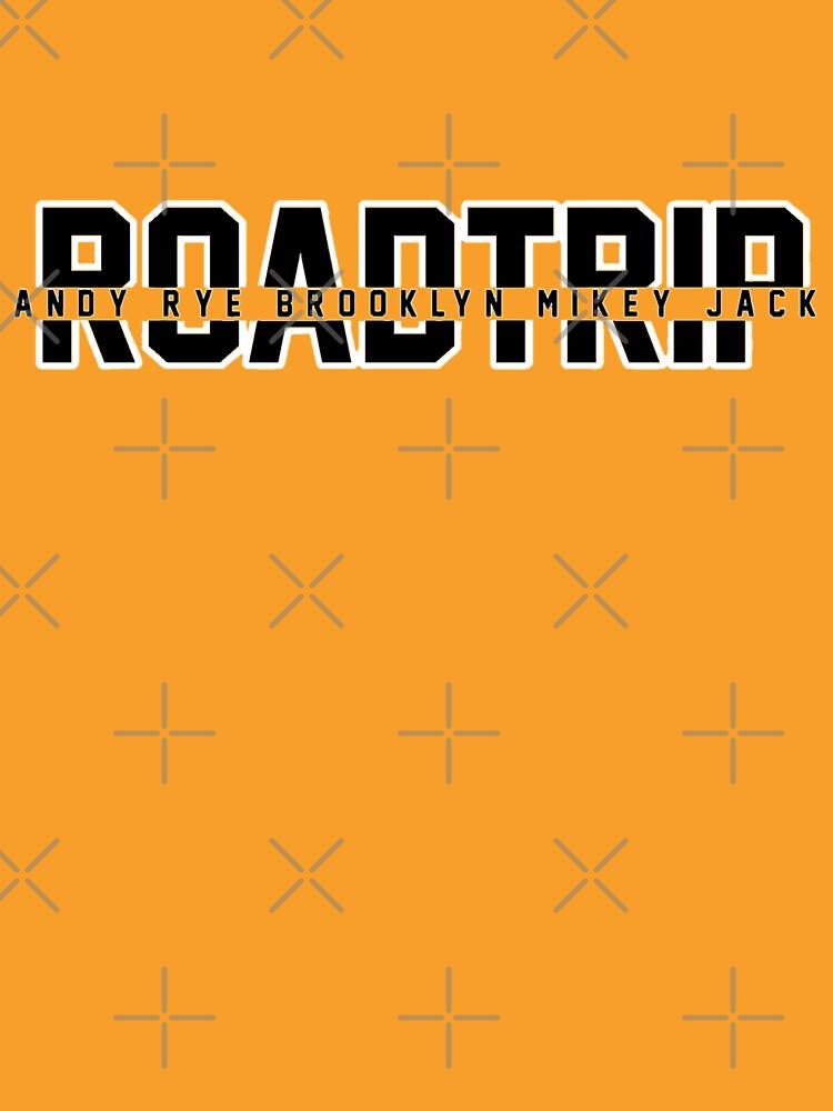 Roadtrip Varsity  by RhiannaManalac