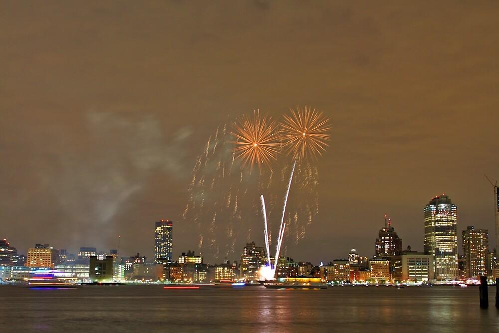 New York Celebrates Gay Pride by pmarella