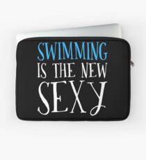Geschenke für schwimmende Liebhaber Laptoptasche