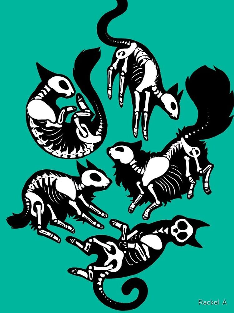Creepy Kitty by CapBadgered