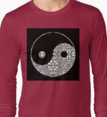 Perfect Balance 2 - Yin and Yang Stone Rock'd Art by Sharon Cummings T-Shirt
