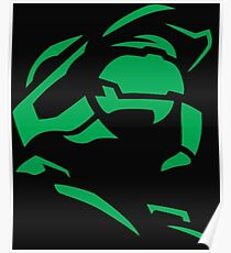 Halo, Master Chief, Xbox Poster
