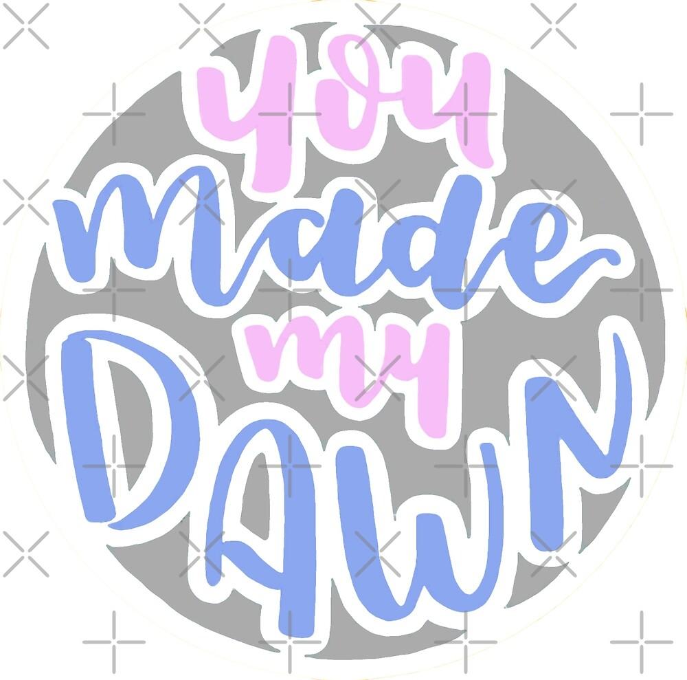 Seventeen You Made My Dawn - Rose Quartz and Serenity Ver