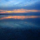 Peggs Beach sunset , nor west Coast , Tasmania , Australia by phillip wise