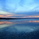 Peggs Beach sunset # 2 by phillip wise