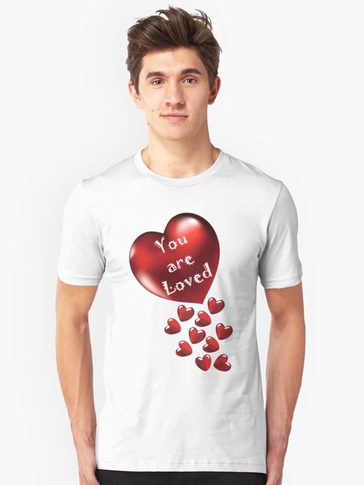 Loved Unisex T-Shirt Front