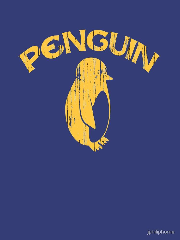 Penguin by jphiliphorne
