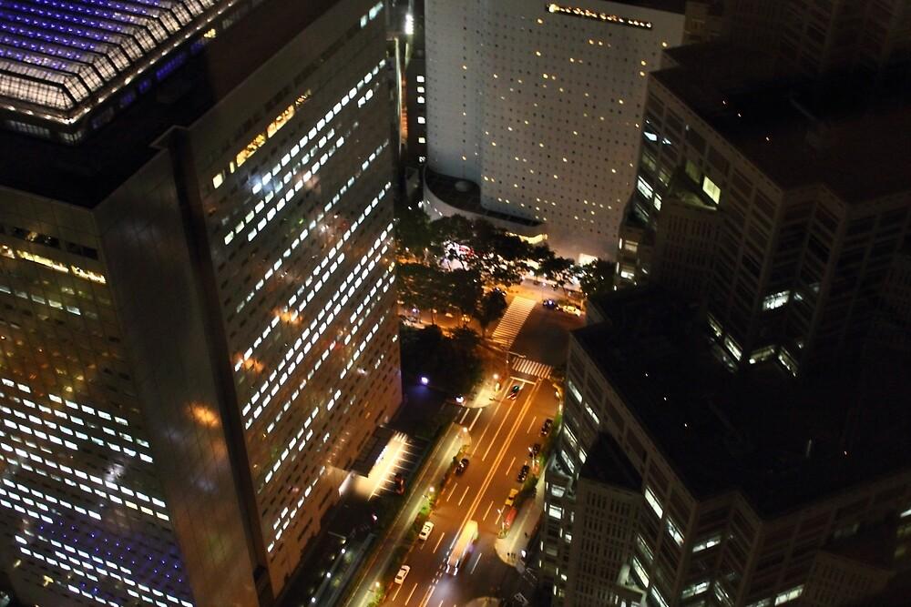 Tokyo by Xazetuf