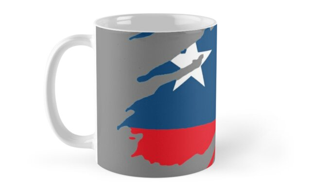 Viva Chile! by marenania