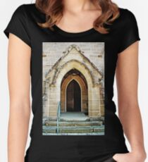St Paul's Anglican Church Women's Fitted Scoop T-Shirt