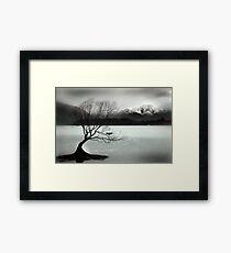 Wanaka Framed Print
