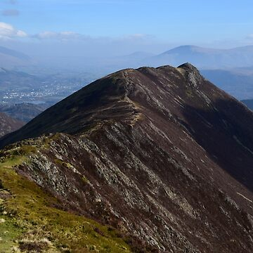 Lake District: Causey Pike by rob3003