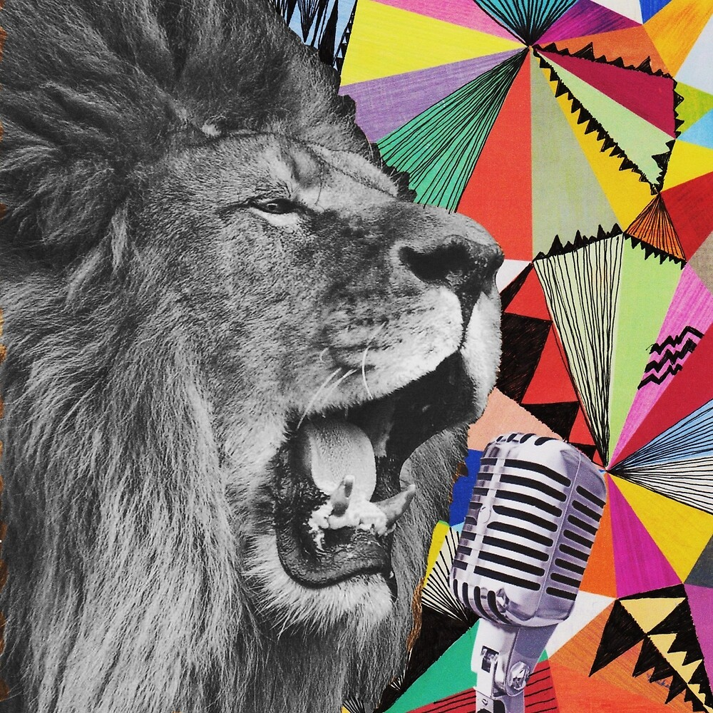 The Lion Singer by coughskii