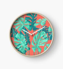 Reloj Copy of Vintage Monstera leaves