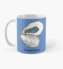The World is My Oyster Classic Mug