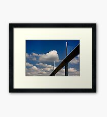The Millau Viaduct Framed Print
