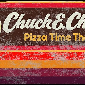 Vintage Pizza Time Theater  by SoCalKid