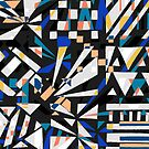 Abstract Five by -Patternation-