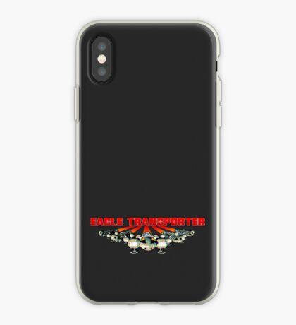 Eagle Transporter Full Front iPhone Case