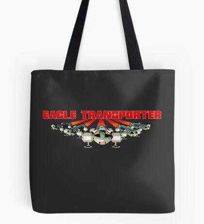 Eagle Transporter Full Front Tote Bag