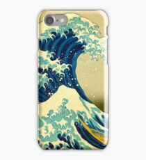 The Great Wave iPhone Case/Skin
