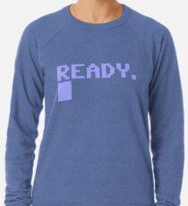 Commodore C64 Ready Lightweight Sweatshirt